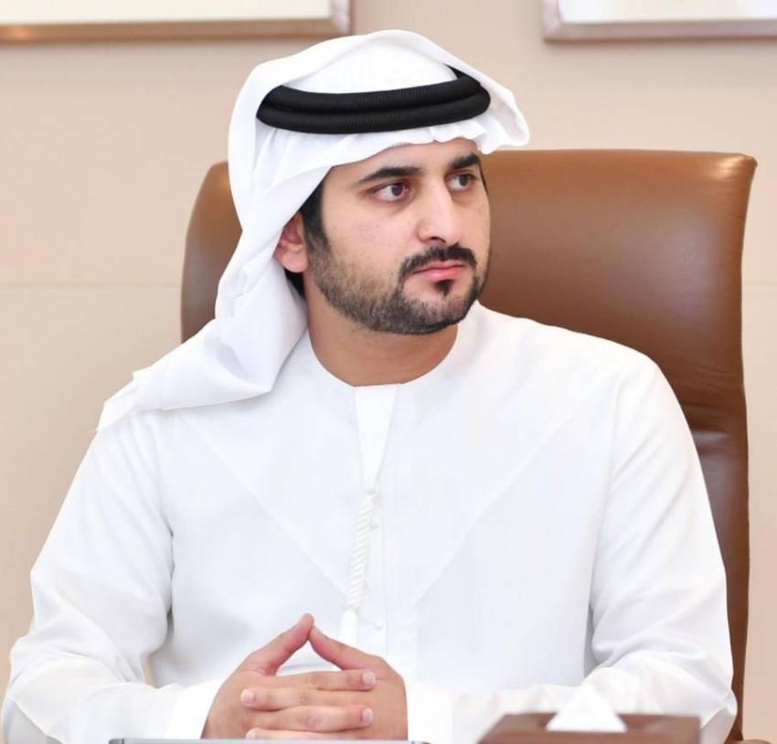 مكتوم بن محمد بن راشد آل مكتوم نائب حاكم دبي نائب رئيس مجلس الوزراء وزير المالية