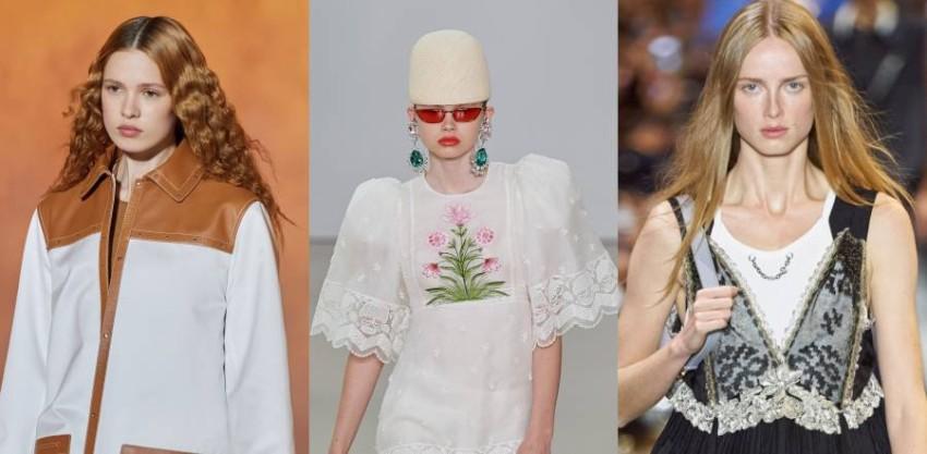 أبرز صيحات البيوتي من أسبوع الموضة في باريس لربيع 2022
