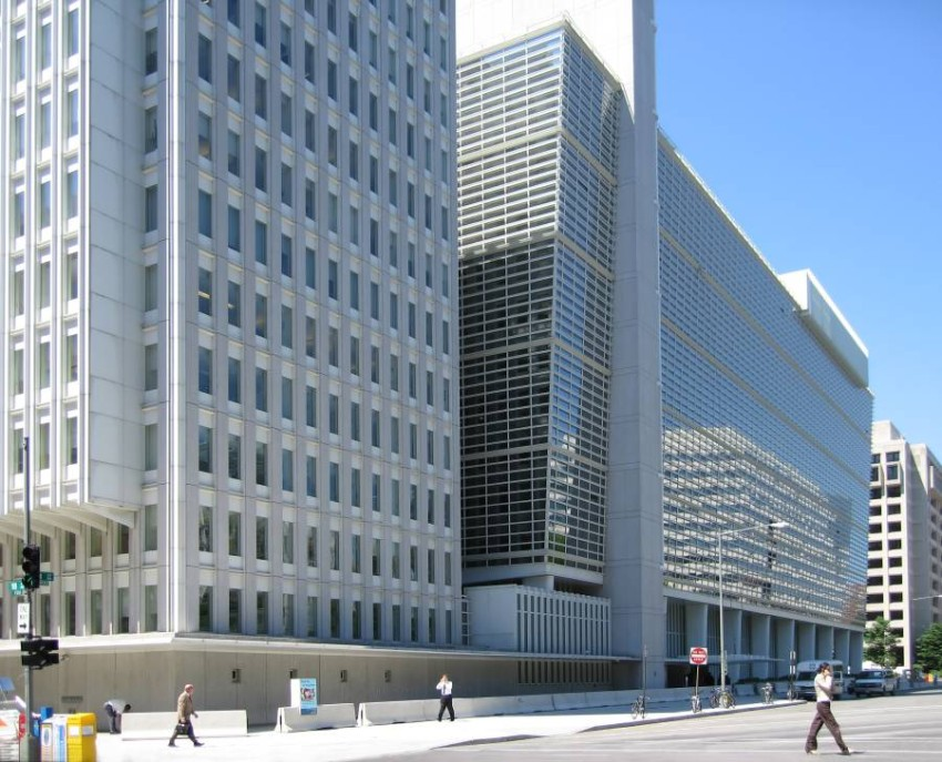 مبنى البنك الدولي. (أرشيفية)