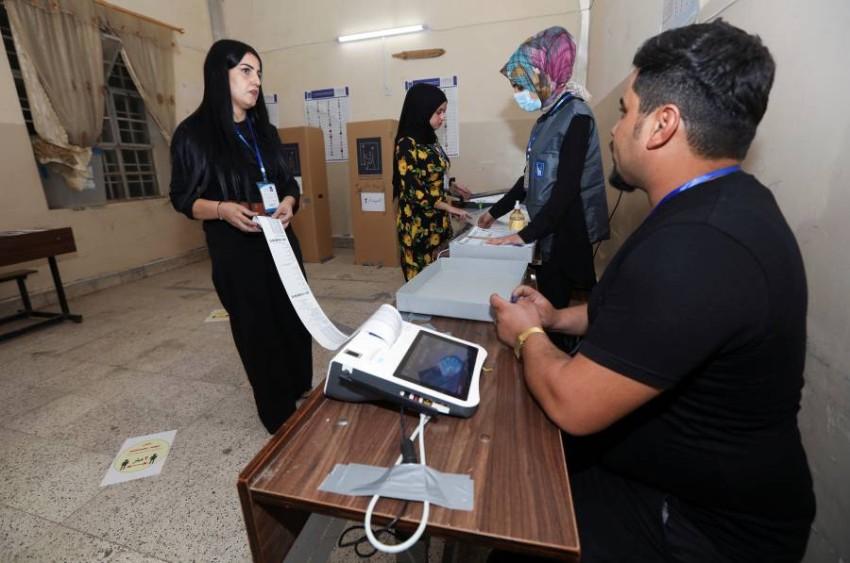 العملية الانتخابية جرت بسلاسة وأجواء آمنة - رويترز.