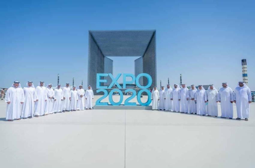 محاكم دبي تدشن مشروع التقاضي الرقمي في إكسبو.