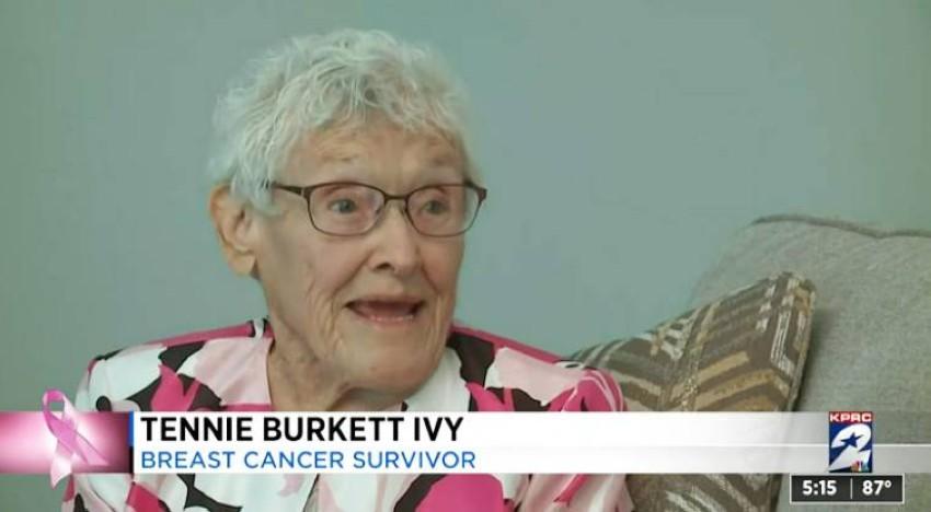 آيفي كسبت معركتها ضد السرطان. (Click2houston)