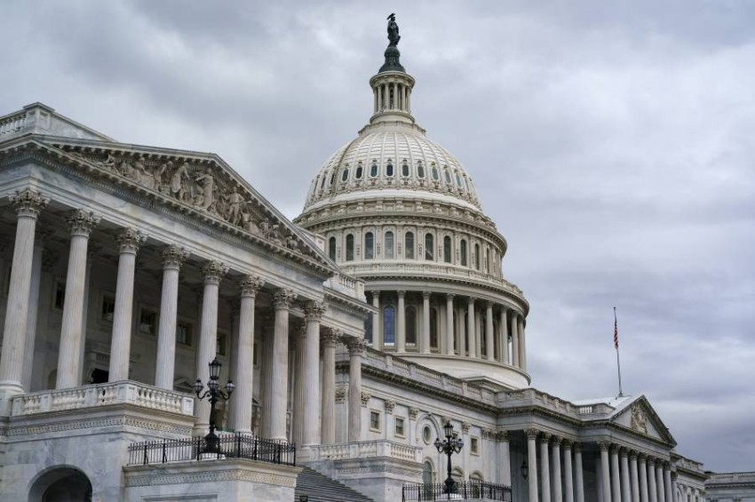 «رفع حد الاقتراض الحكومي في أمريكا مؤقتاً، لا يجعلها في وضع صعب». (أ ب)