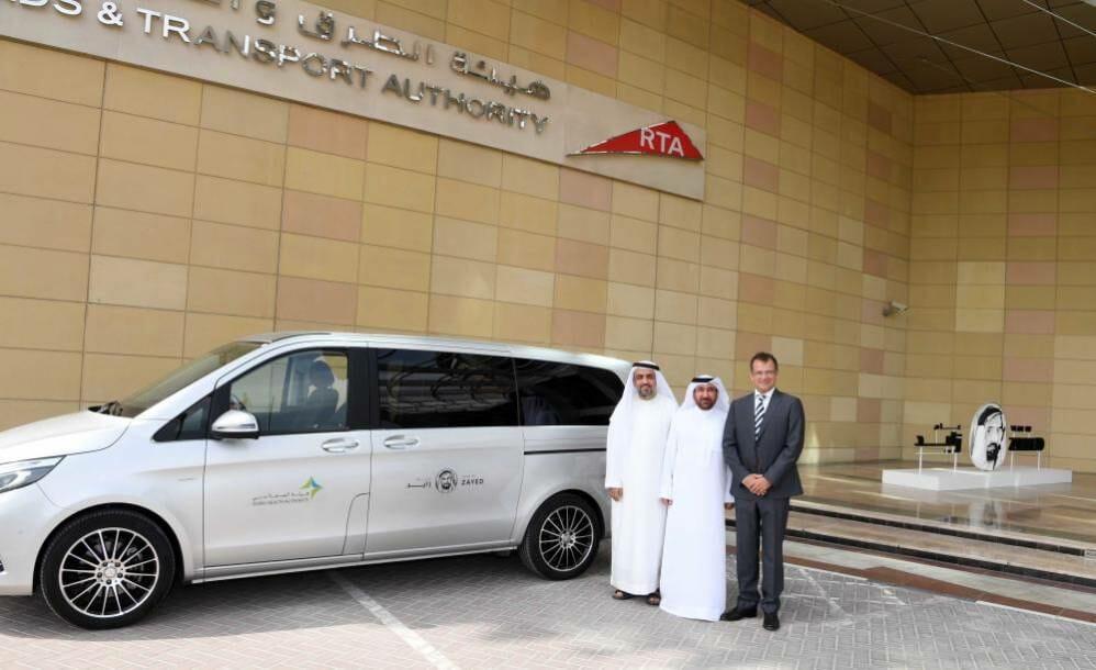 تخصيص مركبة لنقل مرضى الكُلى في حتا إلى دبي -
