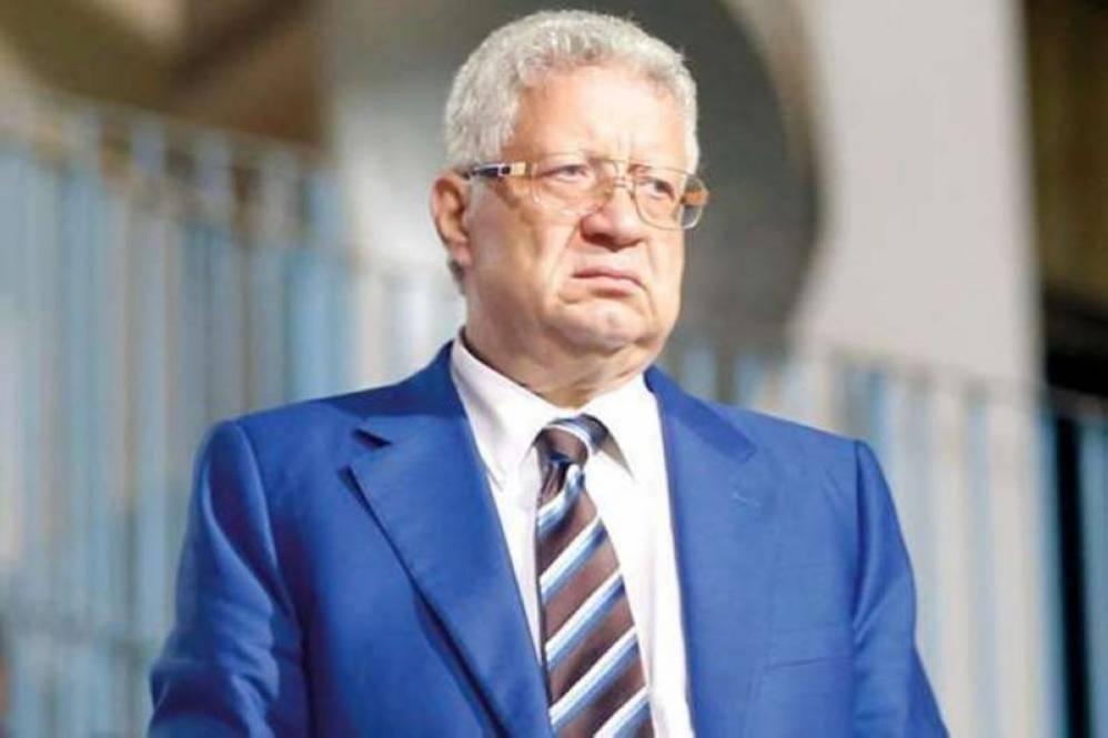 مجلس الإعلام المصري يمنع ظهور مرتضى منصور على الفضائيات -
