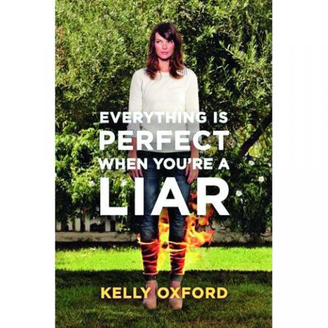 كل شيء جيد عندما تكون كاذباً