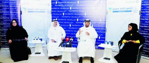 للمرة الأولى في الشرق الأوسط.. ملتقى السلام والرياضة يجمع نخب العالم في دبي
